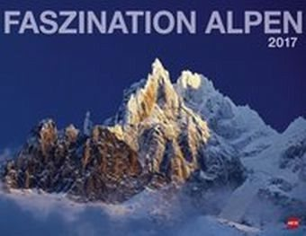 Kalender »Faszination Alpen 2017«