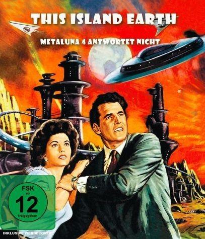 Blu-ray »This Island Earth - Metaluna 4 antwortet nicht«