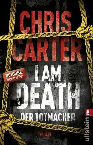 Broschiertes Buch »I Am Death. Der Totmacher / Detective Robert...«