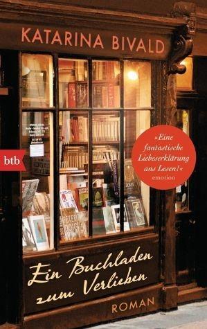 Broschiertes Buch »Ein Buchladen zum Verlieben«