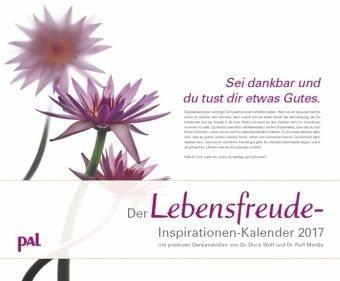 Kalender »Pal Lebensfreude Inspirationen 2017.«