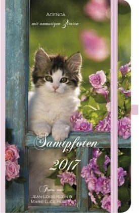 Kalender »Samtpfoten 2017 - Foto-Agenda«
