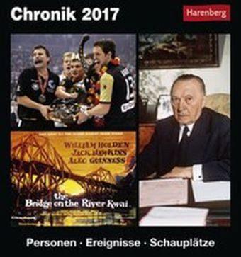 Kalender »Chronik Kulturkalender 2017«