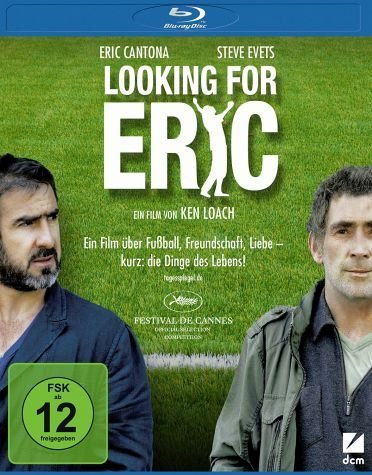 Blu-ray »Looking for Eric«