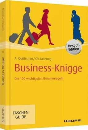 Broschiertes Buch »Business-Knigge, Best of-Edition«