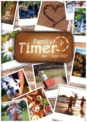 Kalender »Family-Timer A5 2017«