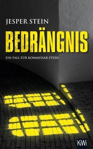 Broschiertes Buch »Bedrängnis / Kommissar Steen Bd.3«