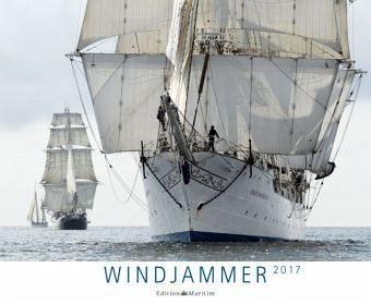 Kalender »Windjammer 2017«