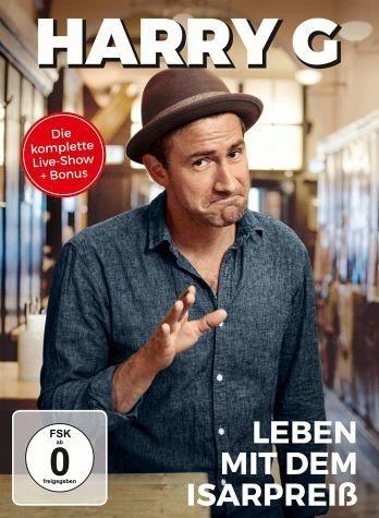 DVD »Harry G - Leben mit dem Isarpreiß«