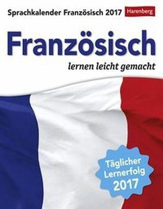 Kalender »Sprachkalender Französisch 2017«