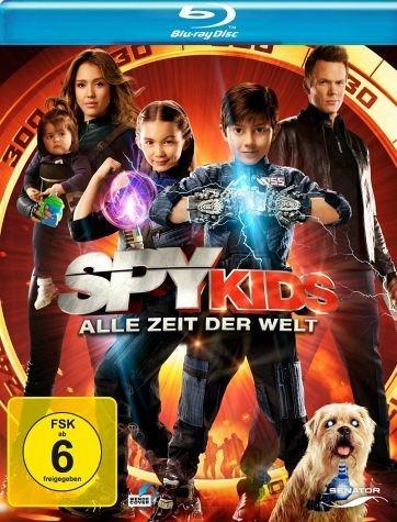 Blu-ray »Spy Kids - Alle Zeit der Welt«