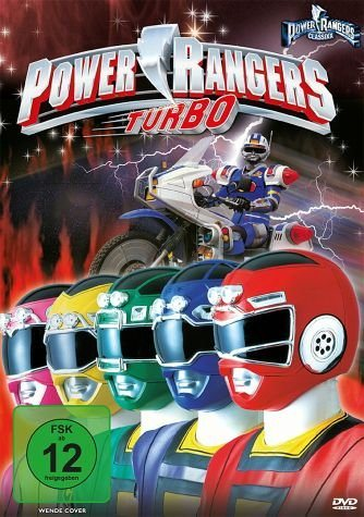 DVD »Power Rangers - Turbo (5 Discs)«