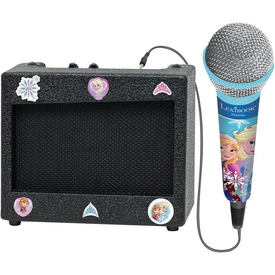 LEXIBOOK Die Eiskönigin Mini-Verstärker mit Mikrofon