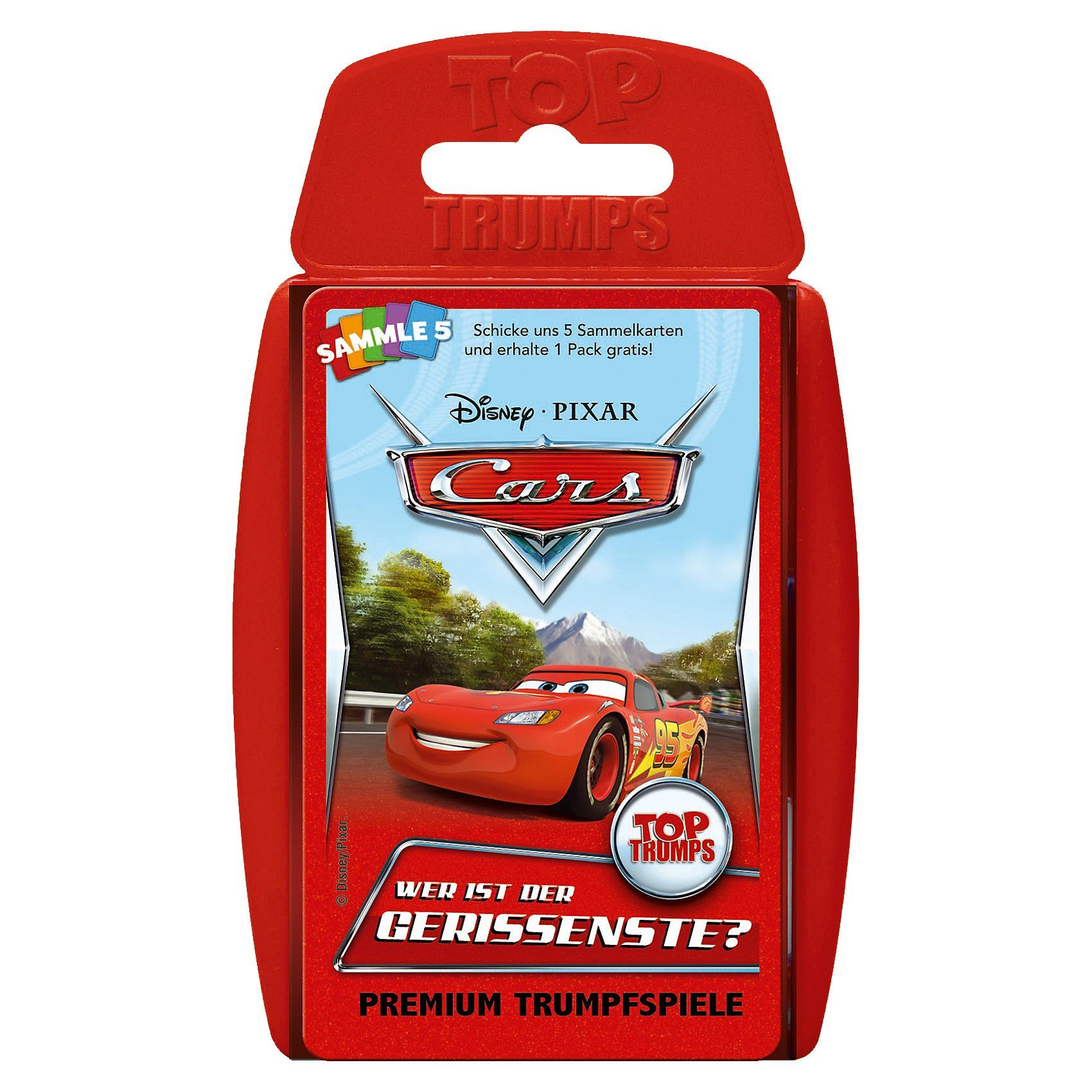 Winning Moves Top Trumps Disney Cars