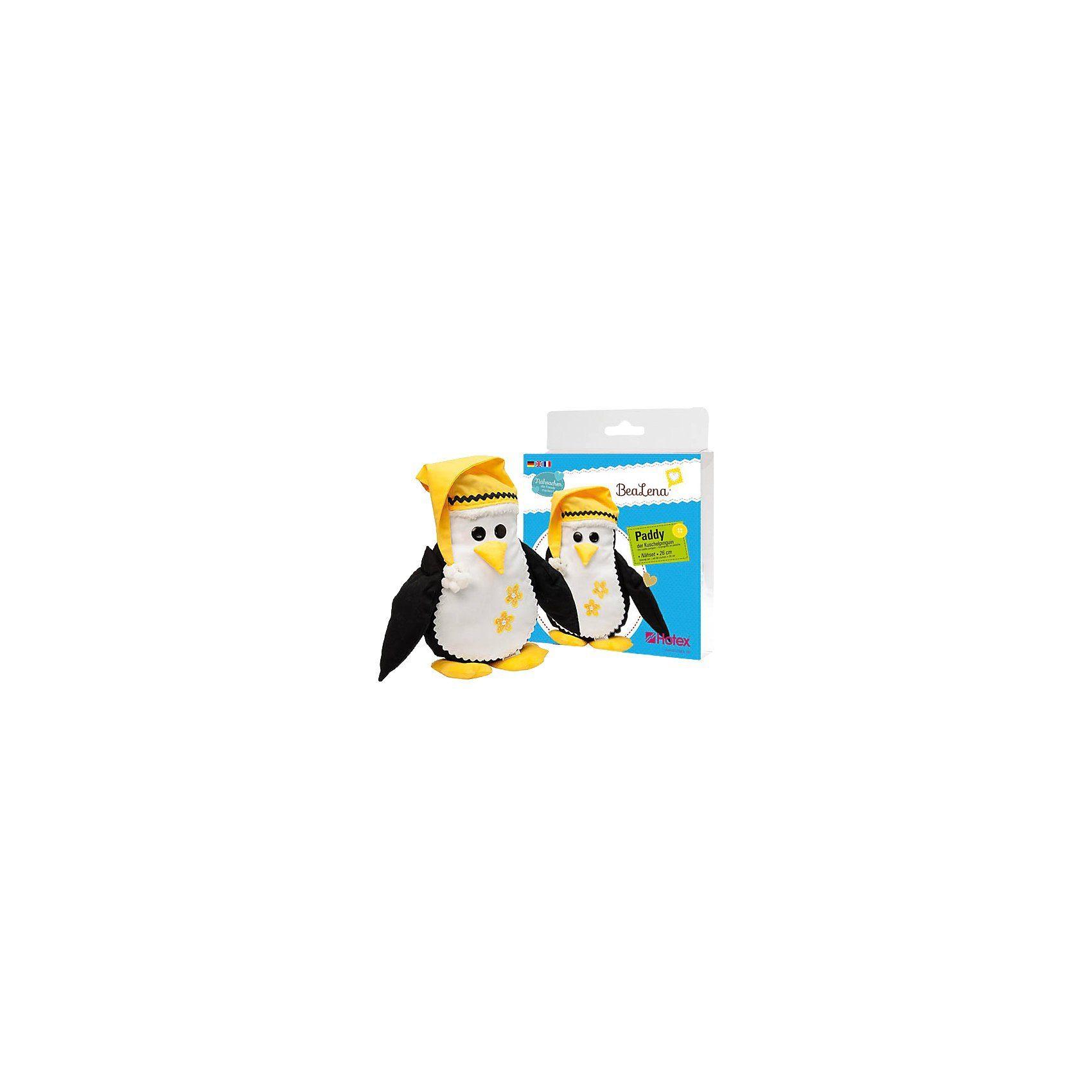Hotex BeaLena Nähset Pinguin Paddy