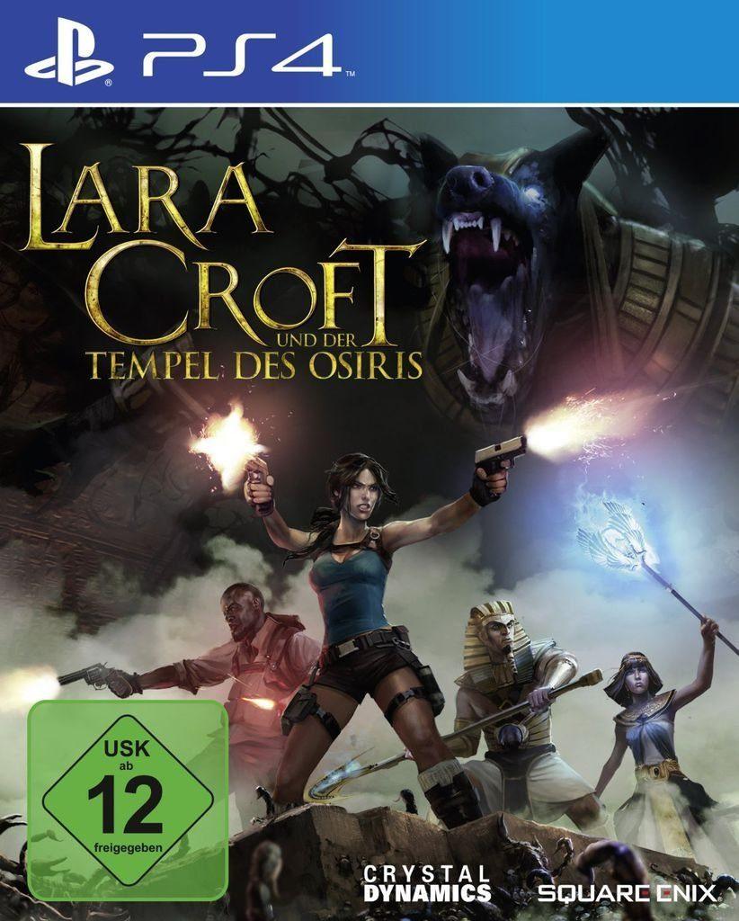 SquareEnix Playstation 4 - Spiel »Lara Croft und der Tempel des Osiris«