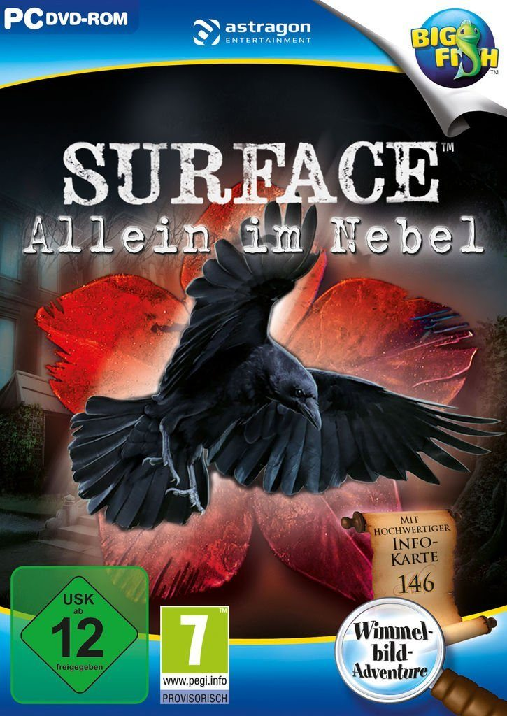 astragon PC - Spiel »Surface: Allein im Nebel«