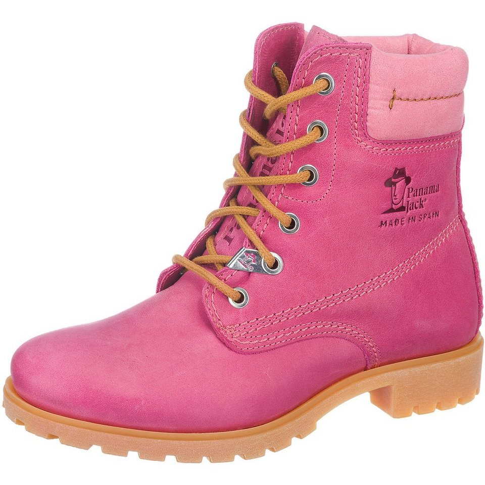 PANAMA JACK Panama 03 Colours B2 Stiefeletten in pink