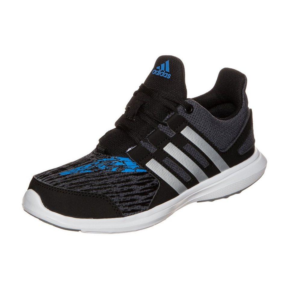 adidas Performance Hyperfast 2.0 Laufschuh Kinder in schwarz / blau