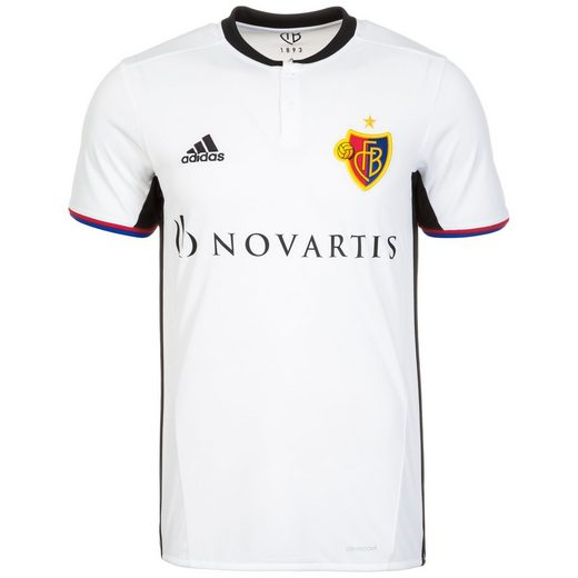 Adidas Performance Fc Basel Trikot Away 2016/2017 Herren