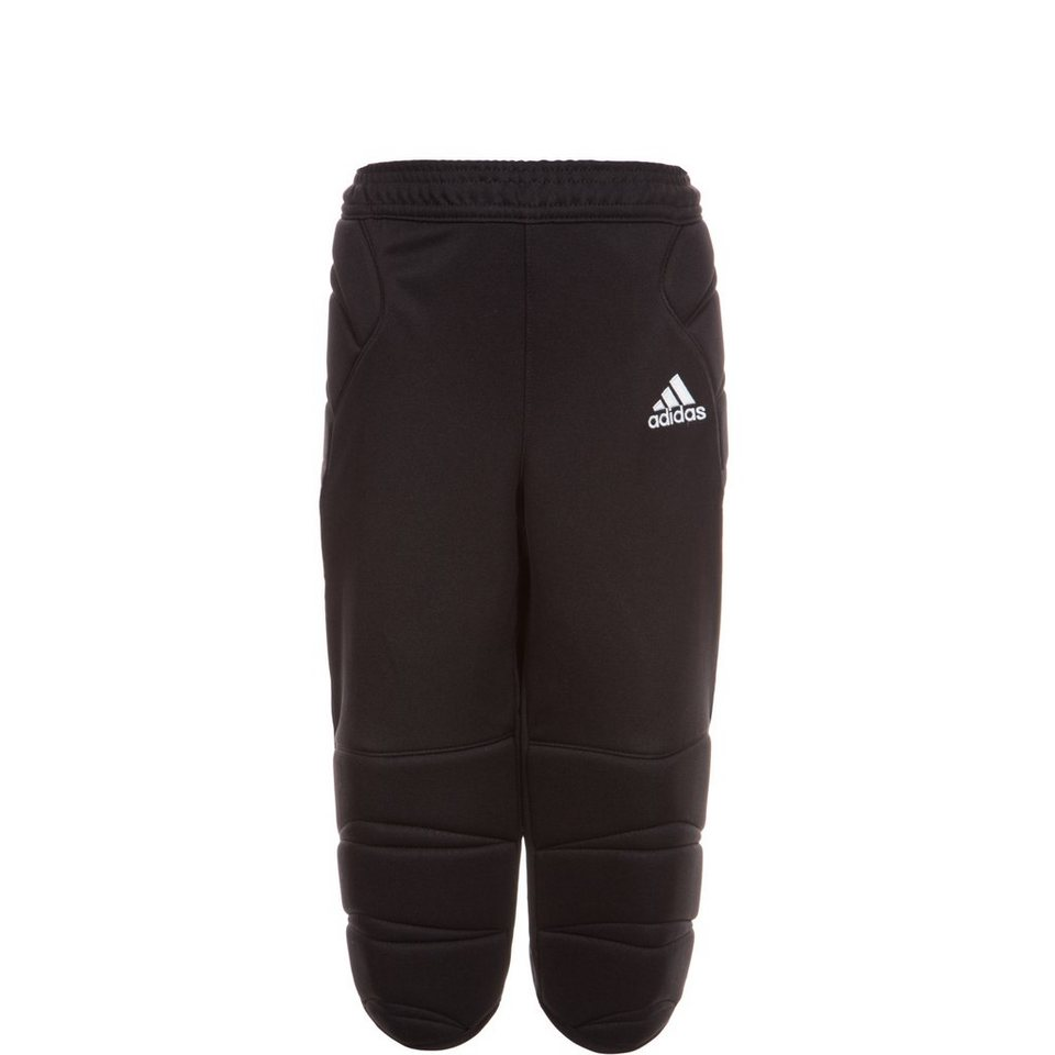 adidas Performance Tierro 13 3/4 Torwarthose Kinder in schwarz