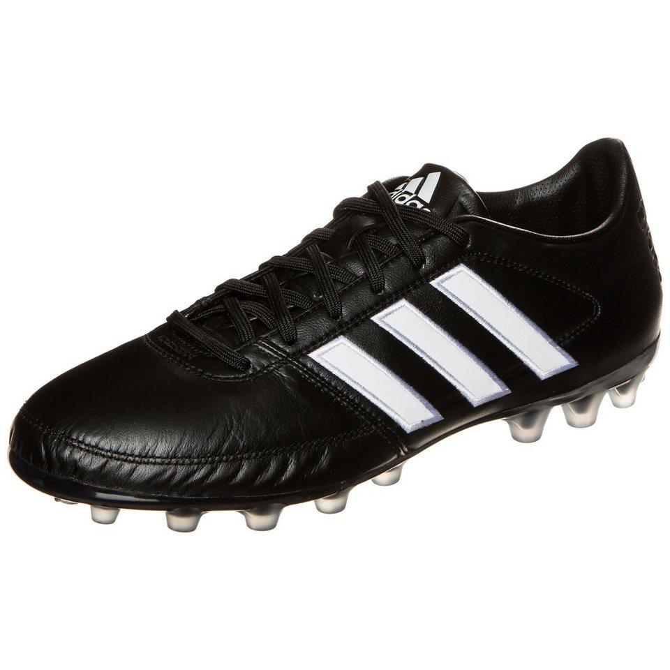 adidas Performance Gloro 16.1 AG Fußballschuh Herren in schwarz / weiß