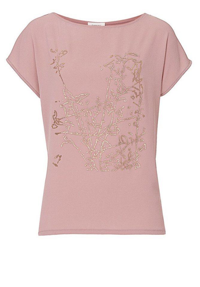 Cartoon Shirt in Rose Dawn - Bunt