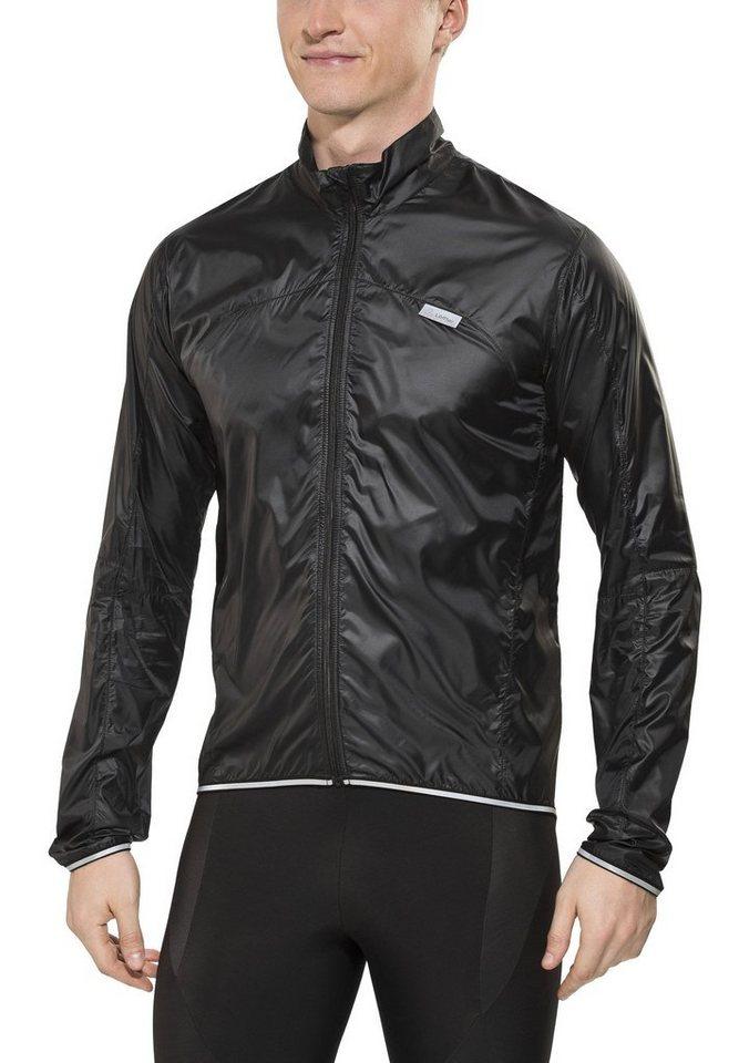 Löffler Radjacke »Windshell Bike Jacke Herren« in schwarz
