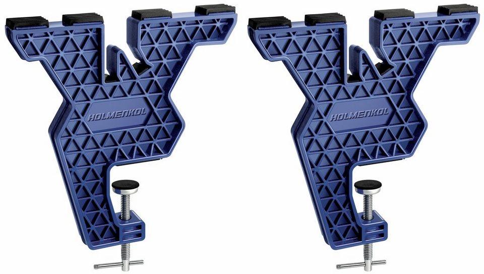 Holmenkol Skiwachs »Board/FreerideFix Skispanner« in blau