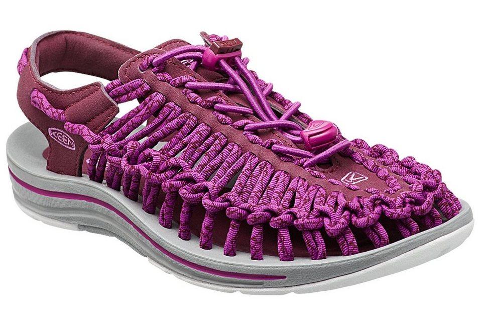 Keen Sandale »Uneek Rock Sandals Women« in pink