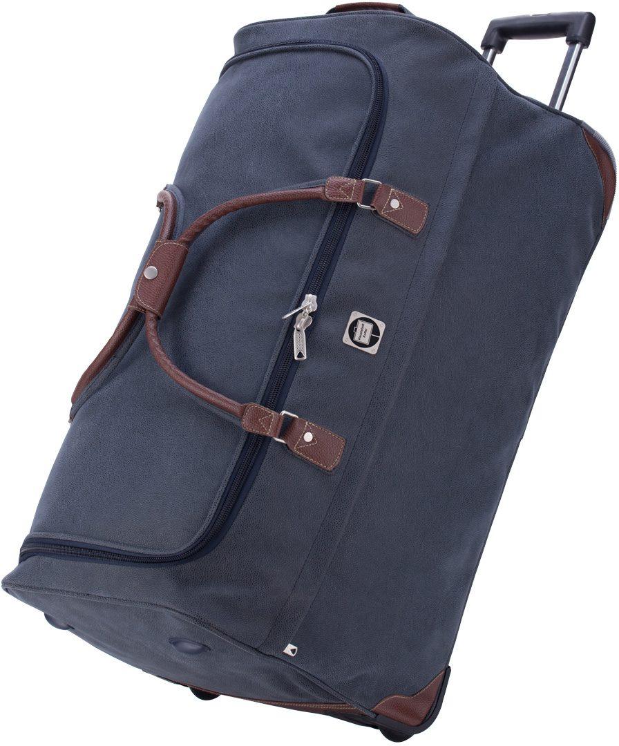 Reisekoffer & -taschen Koffer, Taschen & Accessoires Sanft Travelite Kite Rollenreisetasche 64 Cm