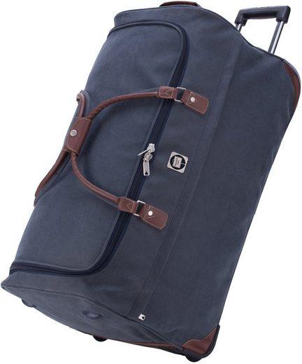Hauptstadtkoffer Reisetasche »Tiergarten«, mit 2 Rollen
