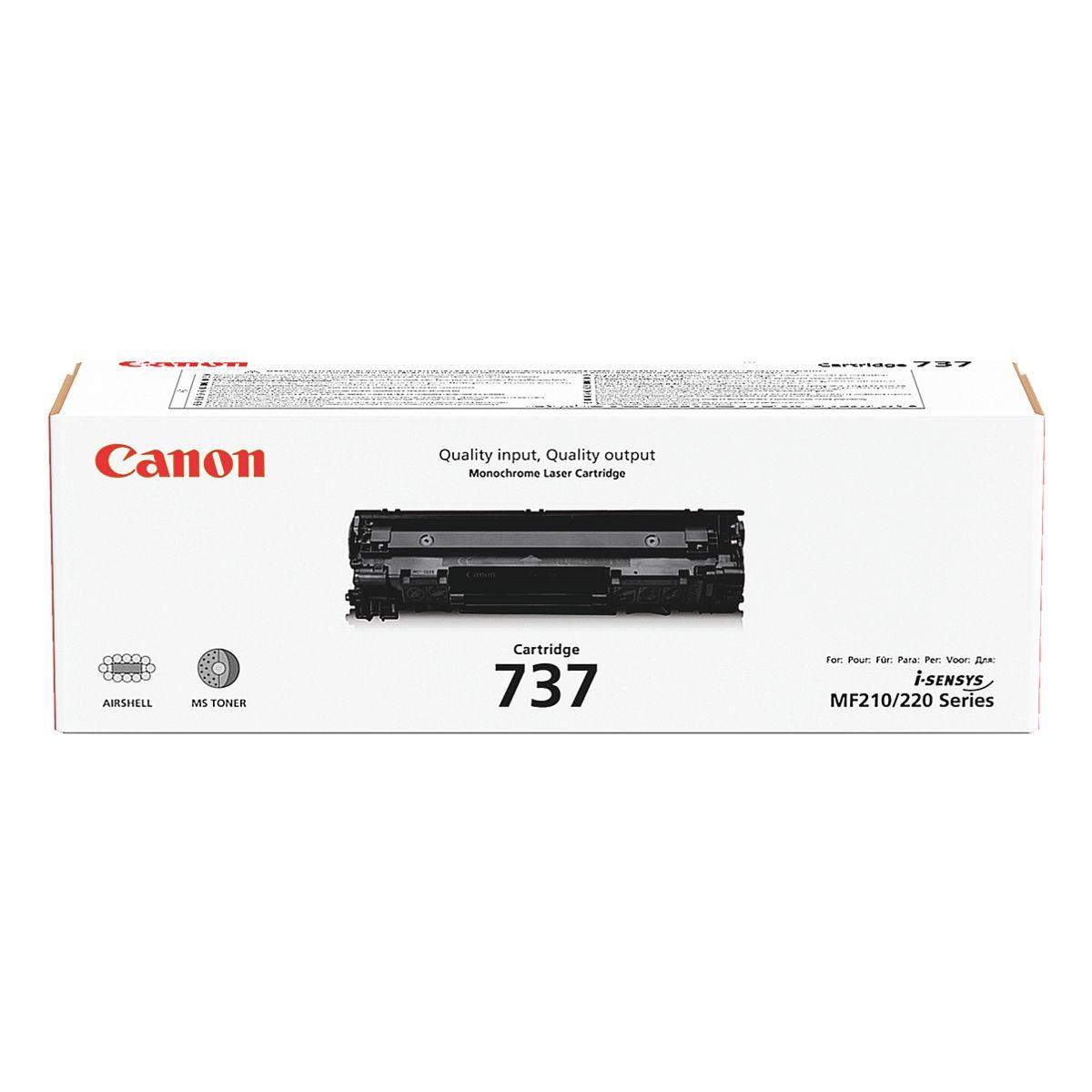 Canon Tonerpatrone »737«