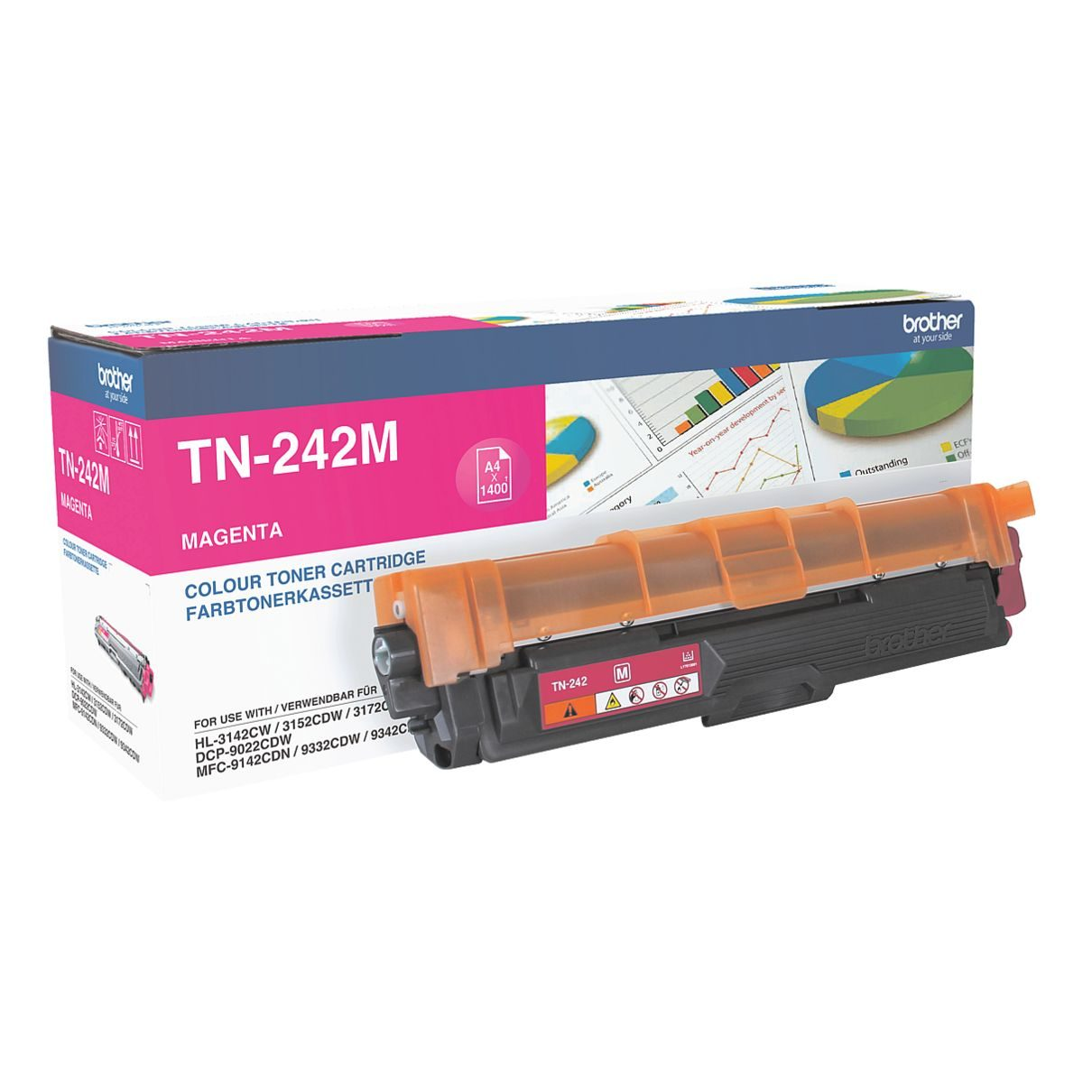 Brother Toner »TN-242M«