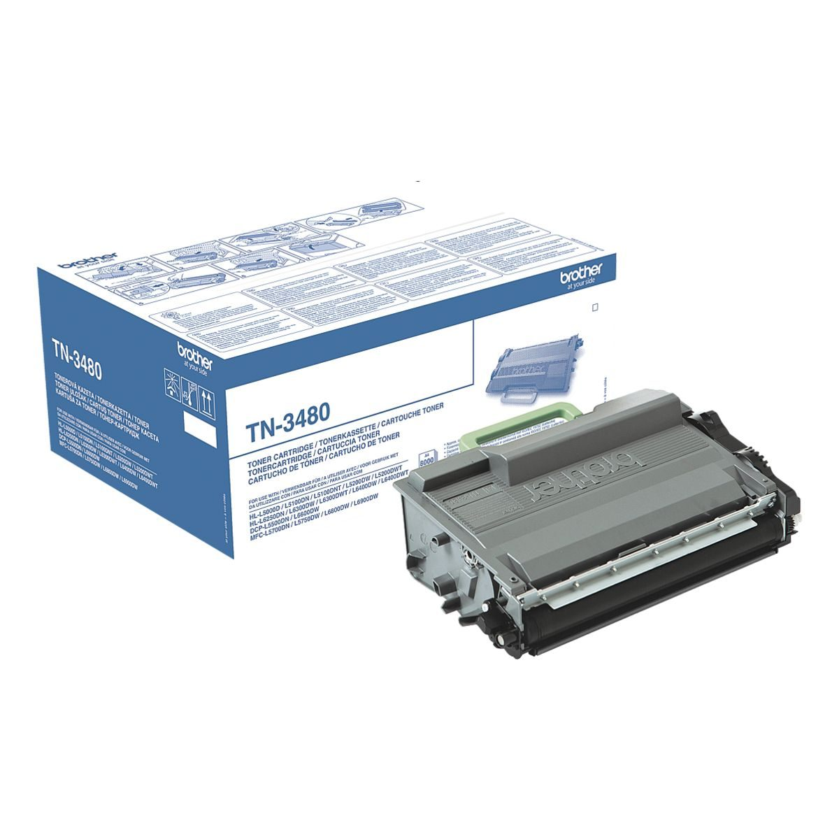 Brother Toner »TN-3480«