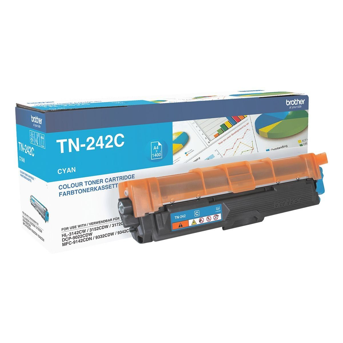 Brother Toner »TN-242C«