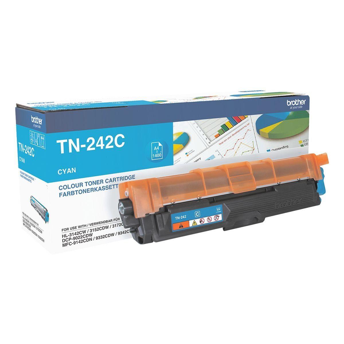 Brother Toner »TN-242C« - broschei