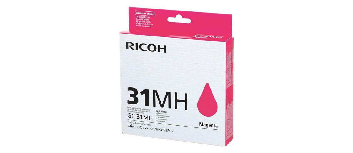 Ricoh Gel-Patrone »GX E5500N« GC31MH F.