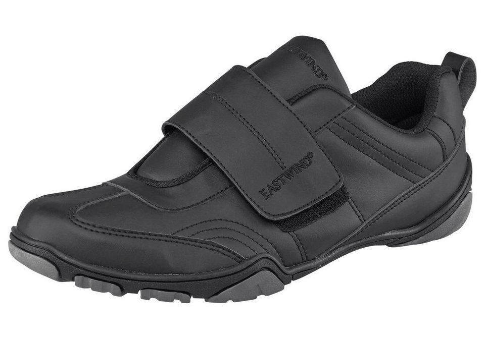 Eastwind »Velcro Klett« Sneaker in schwarz