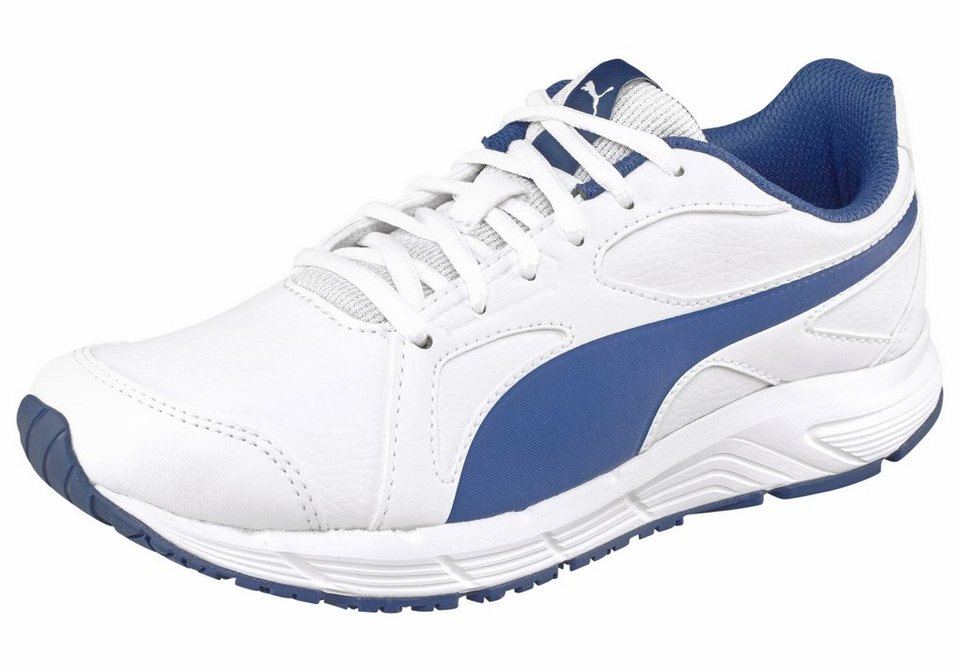 PUMA »Axis v4 SL Junior« Sneaker in weiß-blau