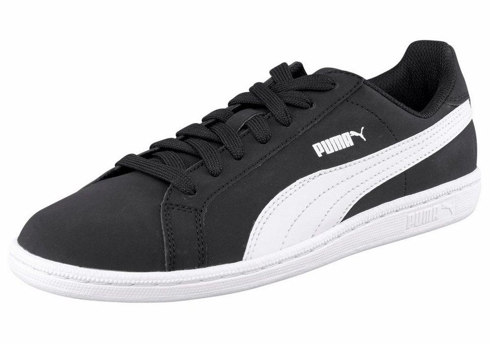 PUMA »PUMA Smash Buck« Sneaker in schwarz-weiß