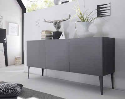 Sideboard In Grau Online Kaufen Otto