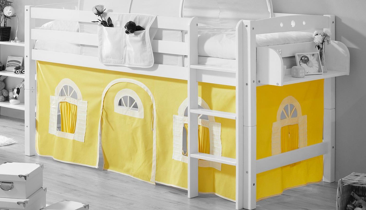 Ticaa Etagenbett Vorhang : Ticaa vorhang set landhausoptik online kaufen otto