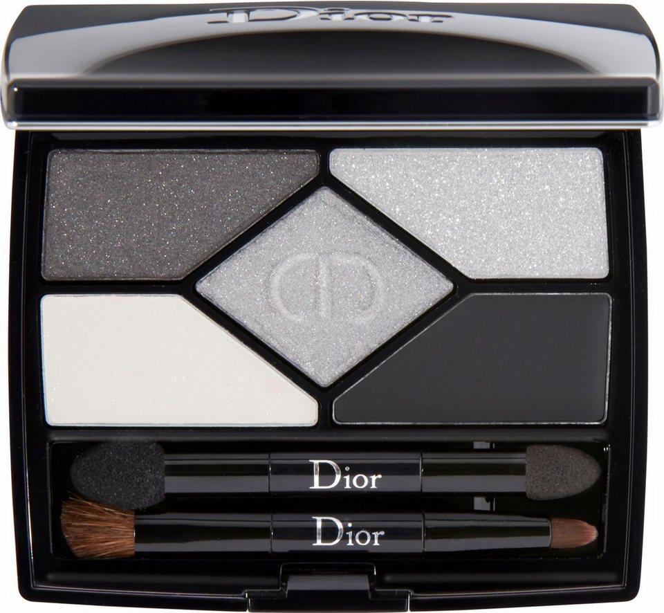 Dior, »5 Couleurs Designer«, Lidschatten-Palette in 008 Smokey Design