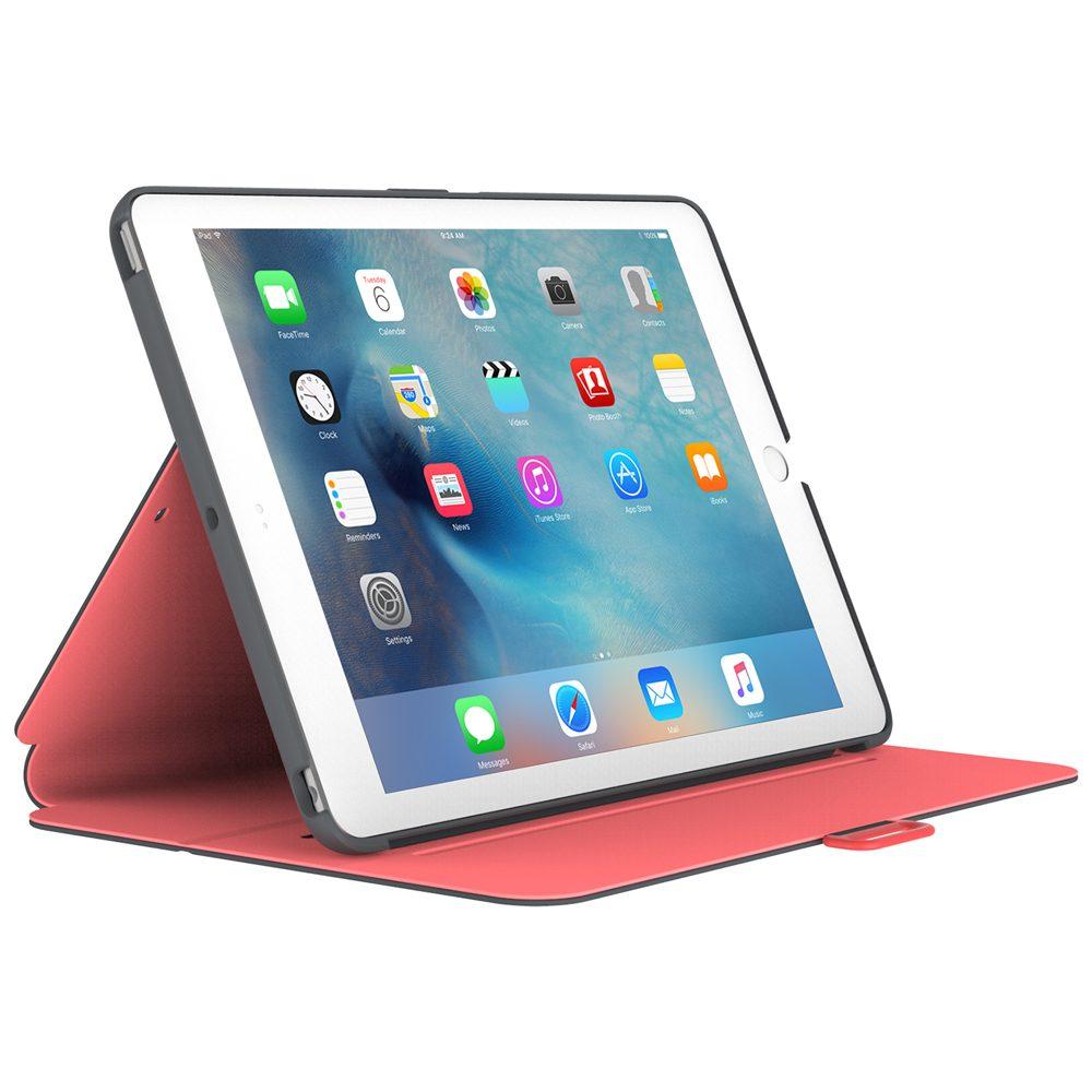 "Speck HardCase »StyleFolio iPad Pro (9.7"")/iPad Air (2) SLATE GREY«"