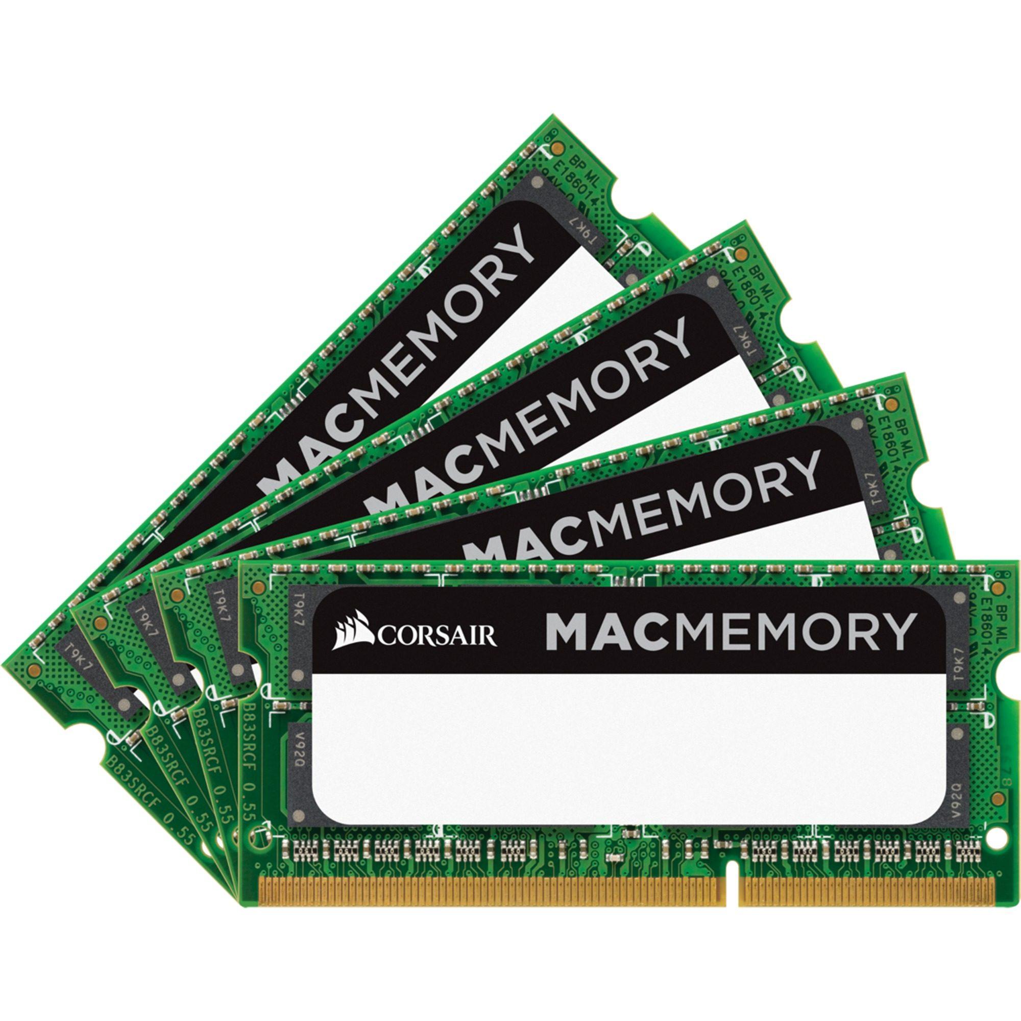 Corsair Arbeitsspeicher »SO-DIMM 32 GB DDR3L-1866 Quad-Kit«