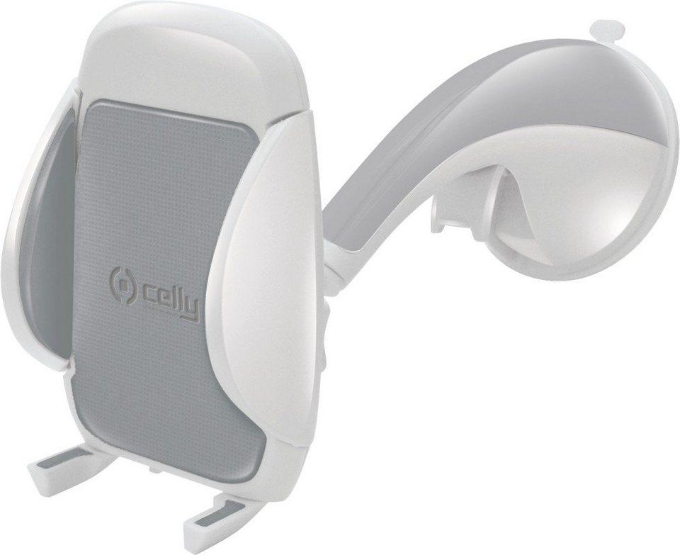 Celly Universalhalterung »Car Holder« in weiß