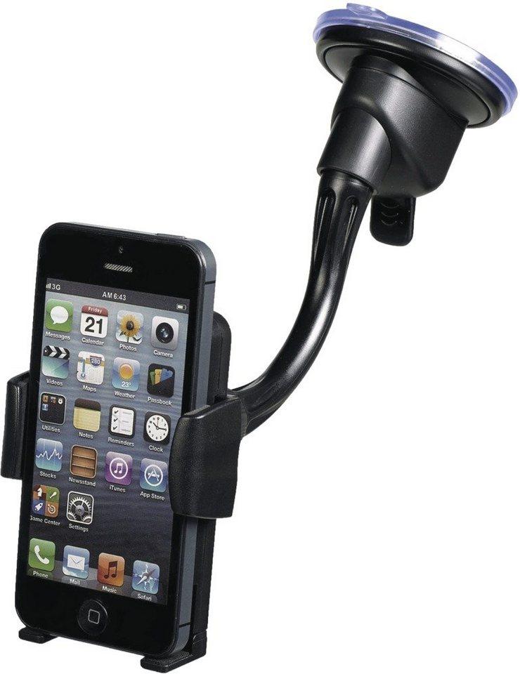 Celly Passive Universalhalterung »Car Holder Fix Arm« in schwarz
