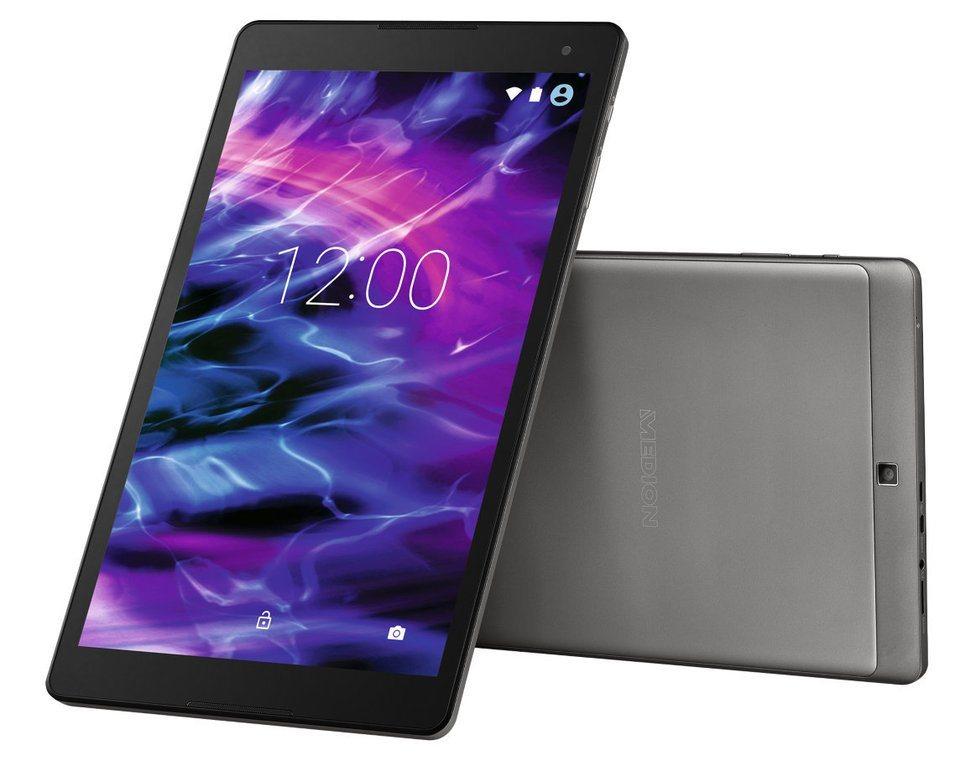 "MEDION® 25,7 cm (10,1"") Tablet Full HD »LIFETAB® P10505 mit 32 GB Speicher« in titan"
