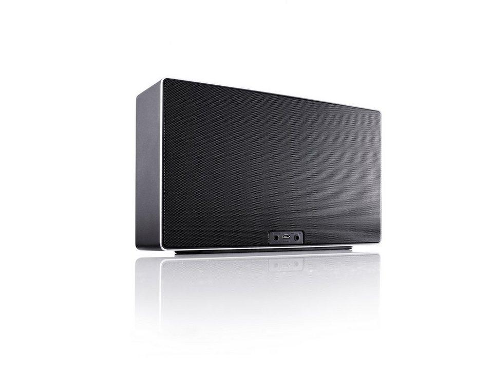Canton Tragbarer Bluetooth-Lautsprecher »musicbox S« in schwarz